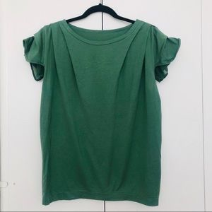 Zucca M | Made in Japan | Pleated Slv Tee